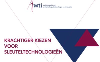 AWTI: Kiezen voor sleuteltechnologieën