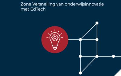 Versnellingsplan Onderwijsinnovatie met ICT: Bevindingenrapport EdTech