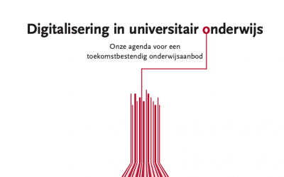 VSNU: Digitalisering universitair onderwijs