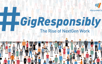 ManpowerGroup: #GigResponsibly
