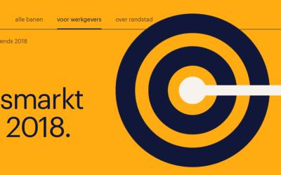 Randstad: Arbeidsmarkttrends 2018